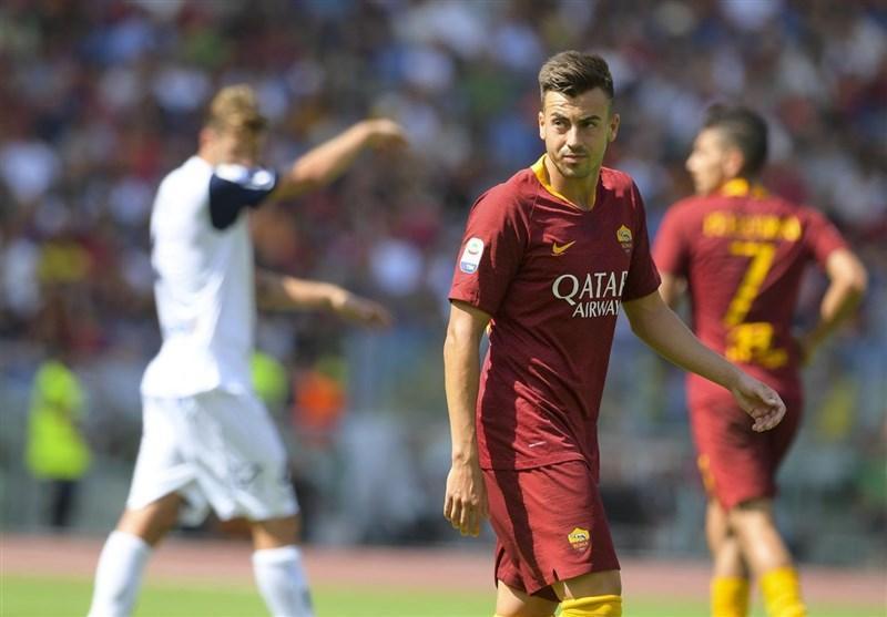 فوتبال دنیا، رم در خانه امتیازات را با کیه وو تقسیم کرد