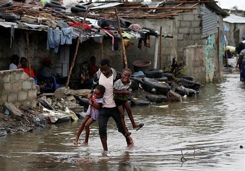 آمار قربانیان گردباد جنوب آفریقا به 700 نفر رسید