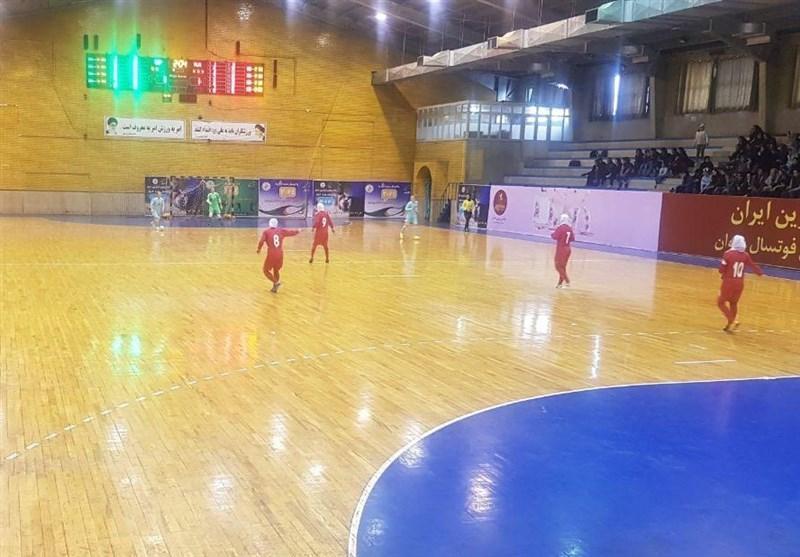 برگزاری اردوی آماده سازی تیم ملی فوتسال بانوان