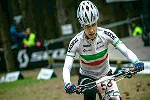 هشت امتیاز المپیکی برای بانوی رکابزن ایران ثبت شد